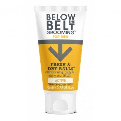 below the belt active gel pro intimni hygienu 2