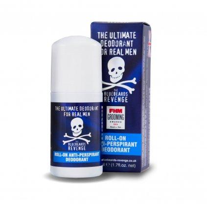 bluebeards revenge antiperspirant deodorant roll on min