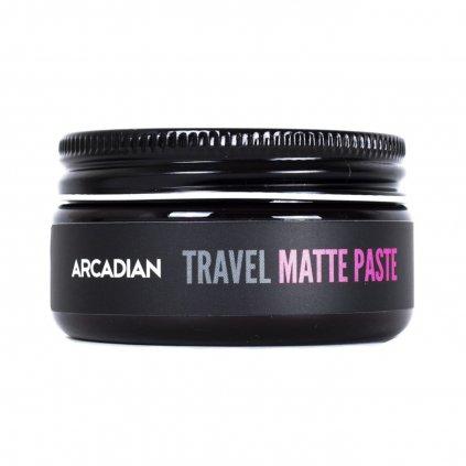 arcadian travel matte paste pasta na vlasy min