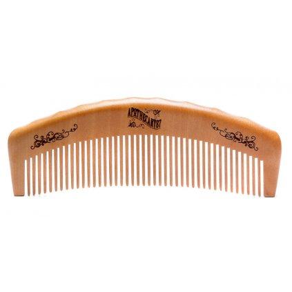 The man club barber comb