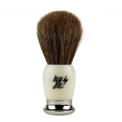 hey joe premium shaving brush horse stetka na holeni slickstyle cz
