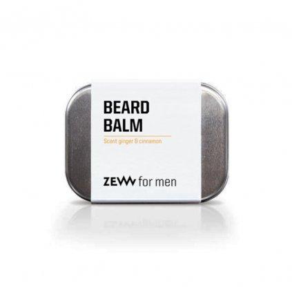 zew for men winter beard balm balzam na vousy