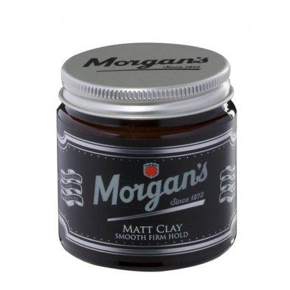 morgans matt clay hlina na vlasy