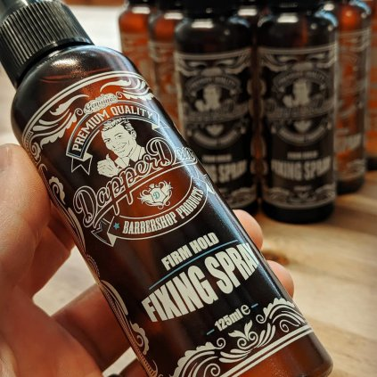 dapper dan fixing spray