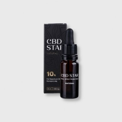 cbd star natural olej