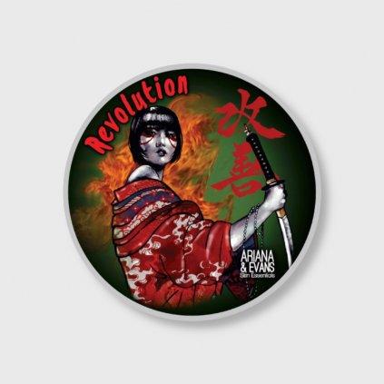 ariana and evans revolution mydlo na holeni