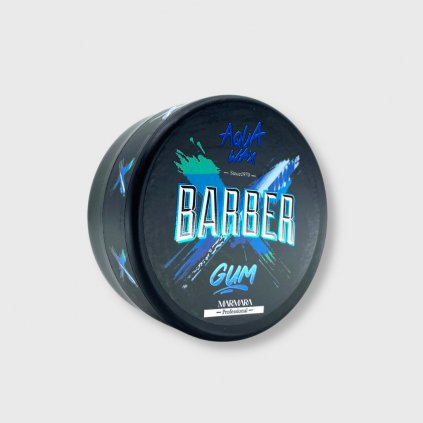 marmara barber aqua wax gum hair styling