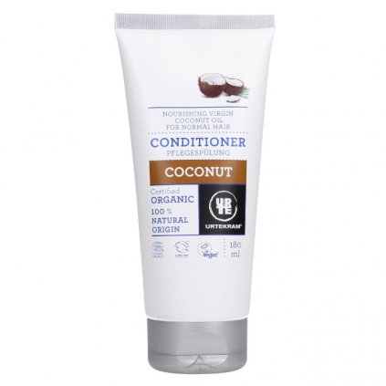 urtekram coconut conditioner 180 ml