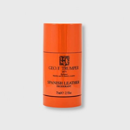 geo f trumper spanish leather deo