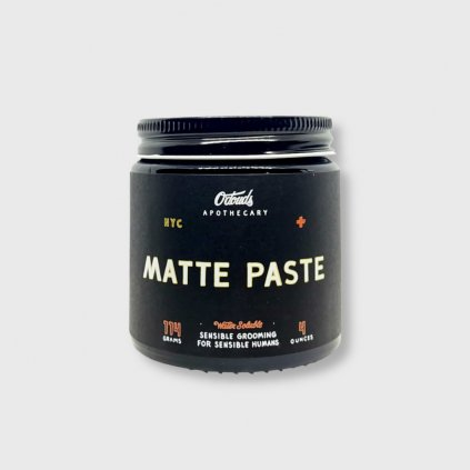 odouds matte paste new