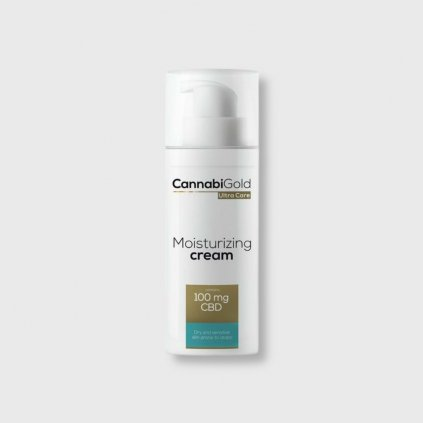 cannabigold moisturizing cream