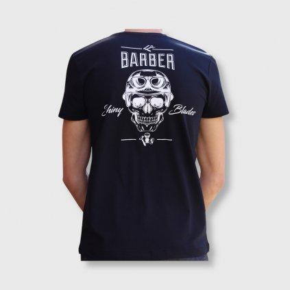 Barber Shiny Blades pánské barber tričko