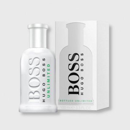 hugo boss bottled unlimited 100ml