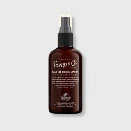 pomp and co salted tonic spray 100ml