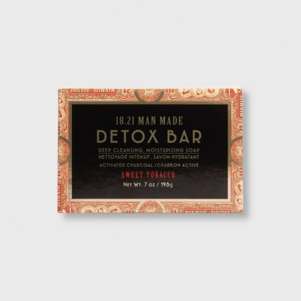 18 21 man made detox bar