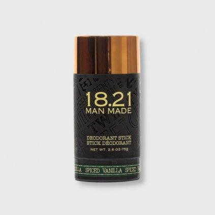 18 21 man made deodorant vanilla