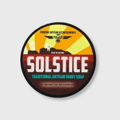 phoenix artisan solstice shaving soap slickstyle