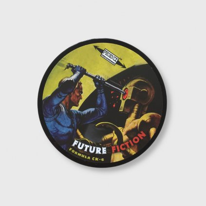 phoenix artisan future fiction shaving soap slickstyle