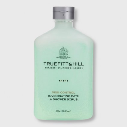 truefitt and hill sprchovy gel scrub 365ml
