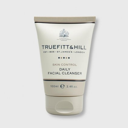truefitt and hill daily facial cleanser 100ml
