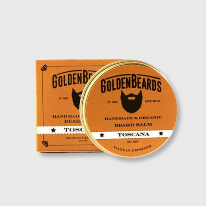 golden beards toscana beard balm 01
