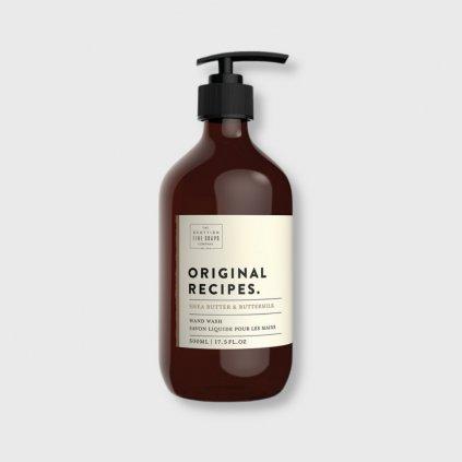scottish fine soaps tekute mydlo na ruce bambucke maslo a podmasli 500ml