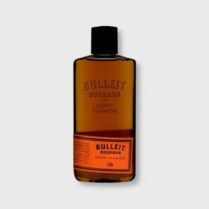 pan drwal bulleit beard shampoo