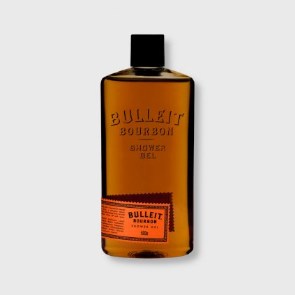 pan drwal bulleit shower gel