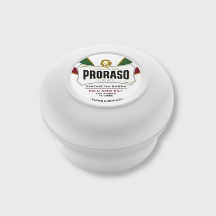 proraso sensitive mydlo na holeni 150ml
