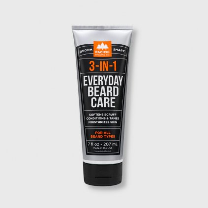 pacific shaving 3 in 1 everyday beard care