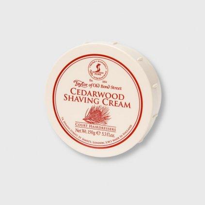 taylor cedarwood shaving cream