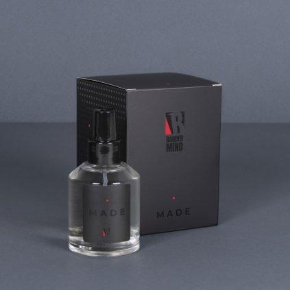 barber mind made eau de parfum