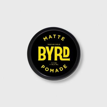 Byrd Matte Pomade matná pomáda na vlasy 44 ml