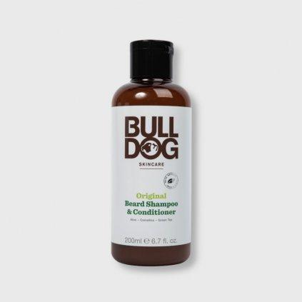 bulldog sampon na vousy
