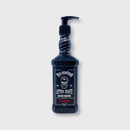 bandido after shave cream cologne extreme