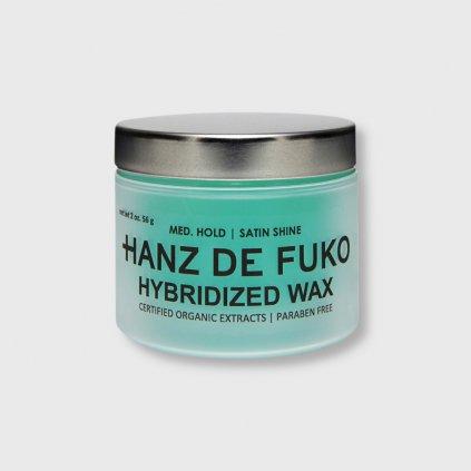 hanz de fuko hybridized wax