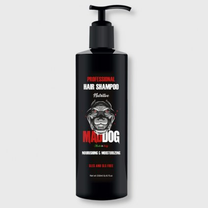 mad dog nutritive hair shampoo