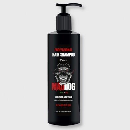 mad dog force hair shampoo