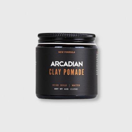 arcadian clay pomade