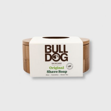 bullfrog original shave soap mydlo na holeni