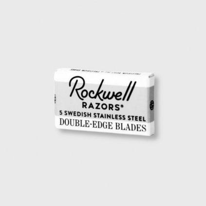 rockwell razors ziletky
