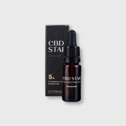 cbd star recovery olej