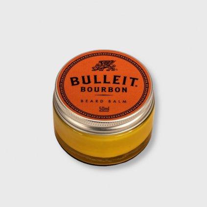 pan drwal balzam na vousy bulleit bourbon