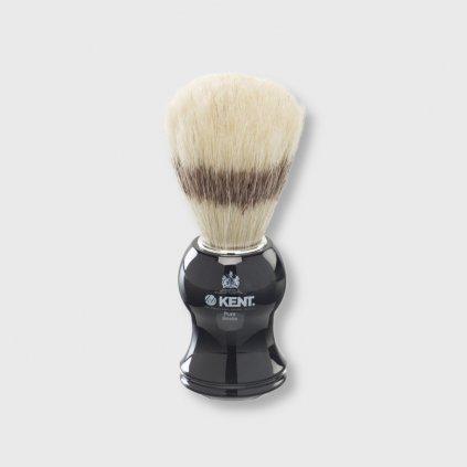 Kent Black Pure Bristle štětka na holení