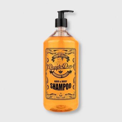 dapper dan hair body shampoo 500ml