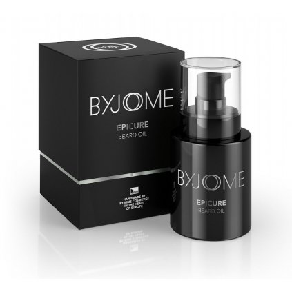 byjome epicure beard oil