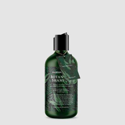 Waterclouds BOTANICAL Shampoo přírodní šampon na vlasy s keratinovým komplexem 250 ml
