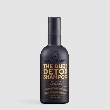 The Dude Detox Shampoo hloubkově čisticí šampon 250 ml