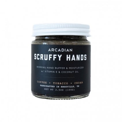 Arcadian Scruffy hands