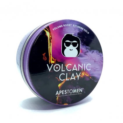 apestomen volcanic clay min